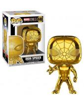 Pop! Marvel Studios - Spider-Man (Chrome)