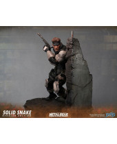 Metal Gear Solid socha Solid Snake 44 cm
