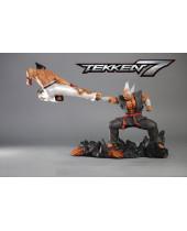 Tekken 7 socha Kazuya vs Heihachi 30x45cm