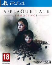 Plague Tale - Innocence CZ (PS4)
