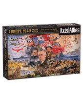 Avalon Hill stolová hra Axis and Allies Europe 1940 2nd Edition (English Version)