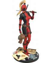 Marvel Premier Collection Lady Deadpool 30 cm