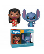 Lilo and Stitch VYNL - Vinyl Figures 2 pack 10 cm