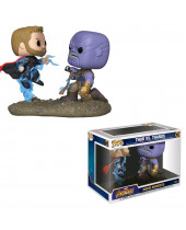 Pop! Marvel - Avengers Infinity War - Thor and Thanos Movie Moments - 2-Pack