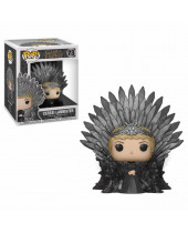 Pop! Game of Thrones - Cersei Lannister on Iron Throne Deluxe Super Sized 15 cm