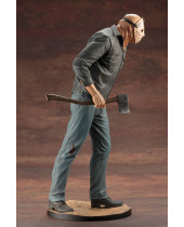 Friday the 13th Part 3 ARTFX socha 1/6 Jason Voorhees 28 cm