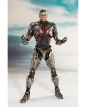 Justice League Movie ARTFX+ socha 1/10 Cyborg 20 cm