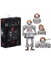 Stephen Kings It 2017 akčná figúrka Ultimate Pennywise (Well House) 18 cm