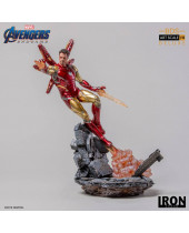 Avengers Endgame BDS Art Scale socha 1/10 Iron Man Mark LXXXV Deluxe Version 29 cm