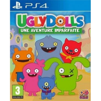 Ugly Dolls - An Imperfect Adventure (PS4)