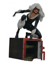 Marvel Comic Gallery PVC socha Black Cat 23 cm