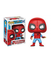 Pop! Marvel - SpiderMan Homecoming - SpiderMan (Homemade Suit)