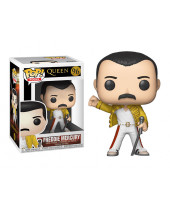 Pop! Rocks - Queen - Freddie Mercury Wembley 1986