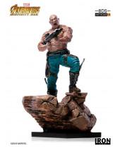 Avengers Infinity War BDS Art Scale socha 1/10 Drax 23 cm