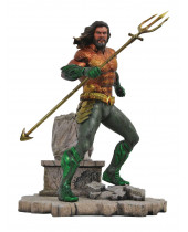 Aquaman DC Movie Gallery PVC socha Aquaman 23 cm