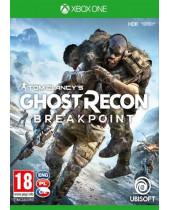 Tom Clancys Ghost Recon - Breakpoint CZ (XBOX ONE)