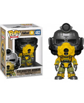 Pop! Games - Fallout 76 - Excavator Power Armor