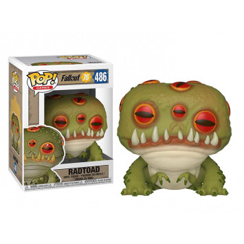 Pop! Games - Fallout 76 - Radtoad