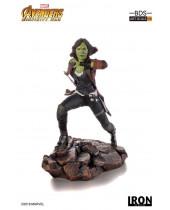 Avengers Infinity War BDS Art Scale socha 1/10 Gamora 18 cm
