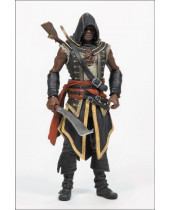 Assassins Creed 3 akčná figúrka Series 2 Adewale 15 cm