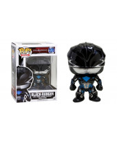 Pop! Movies - Power Rangers - Black Ranger