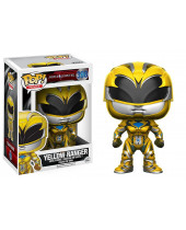 Pop! Movies - Power Rangers - Yellow Ranger