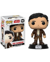 Pop! Star Wars - Episode 8 - Poe Dameron (Bobble Head)