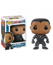 Pop! Marvel - Civil War - Black Panther Unmasked