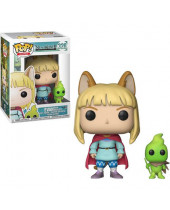 Pop! Games - Ni no Kuni 2 Revenant Kingdom - Evan with Higgledy