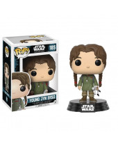 Pop! Star Wars Rogue One - Young Jyn Erso (Bobble-Head)