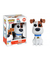 Pop! Movies - Secret Life Of Pets - Max Flocked