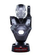 Captain America Civil War busta 1/6 War Machine Mark III 11 cm