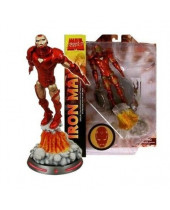 Marvel Select akčná figúrka Iron Man 18 cm