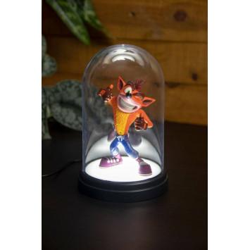 Crash Bandicoot originálna lampa Crash Bandicoot 20 cm