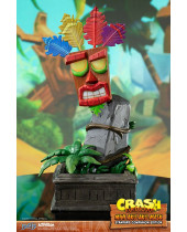 Crash Bandicoot socha Mini Aku Aku Mask 40 cm