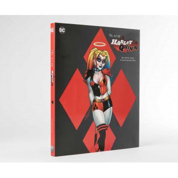DC Comics Art Book The Art of Harley Quinn