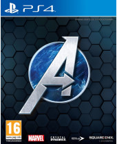 Marvel Avengers CZ (PS4)