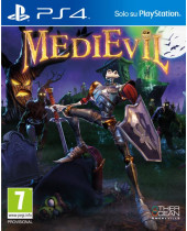 MediEvil Remastered CZ (PS4)