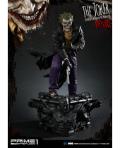 DC Comics socha The Joker by Lee Bermejo Deluxe Version 71 cm