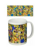 Simpsons hrnček Characters