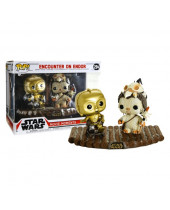 Pop! Star Wars - C-3PO on Throne Movie Moments - 2-Pack (Bobble-Head)