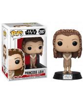 Pop! Star Wars - Ewok Village Leia