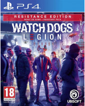 Watch Dogs Legion (Resistance Edition) (PS4)