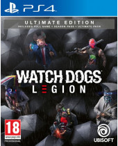Watch Dogs Legion (Ultimate Edition) (PS4)
