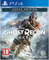 Tom Clancys Ghost Recon - Breakpoint (Auroa Edition) (PS4)
