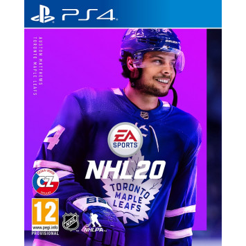 NHL 20 CZ (PS4)