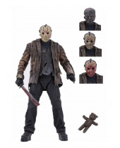 Freddy vs. Jason Ultimate akčná figúrka Jason Voorhees 18 cm