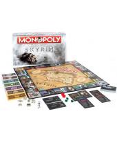Elder Scrolls 5 Skyrim stolová hra Monopoly (German Version)