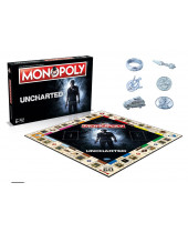 Uncharted stolová hra Monopoly (English Version)