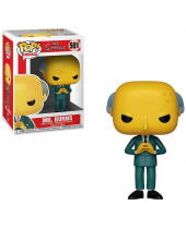 Pop! Television - The Simpsons - Mr. Burns